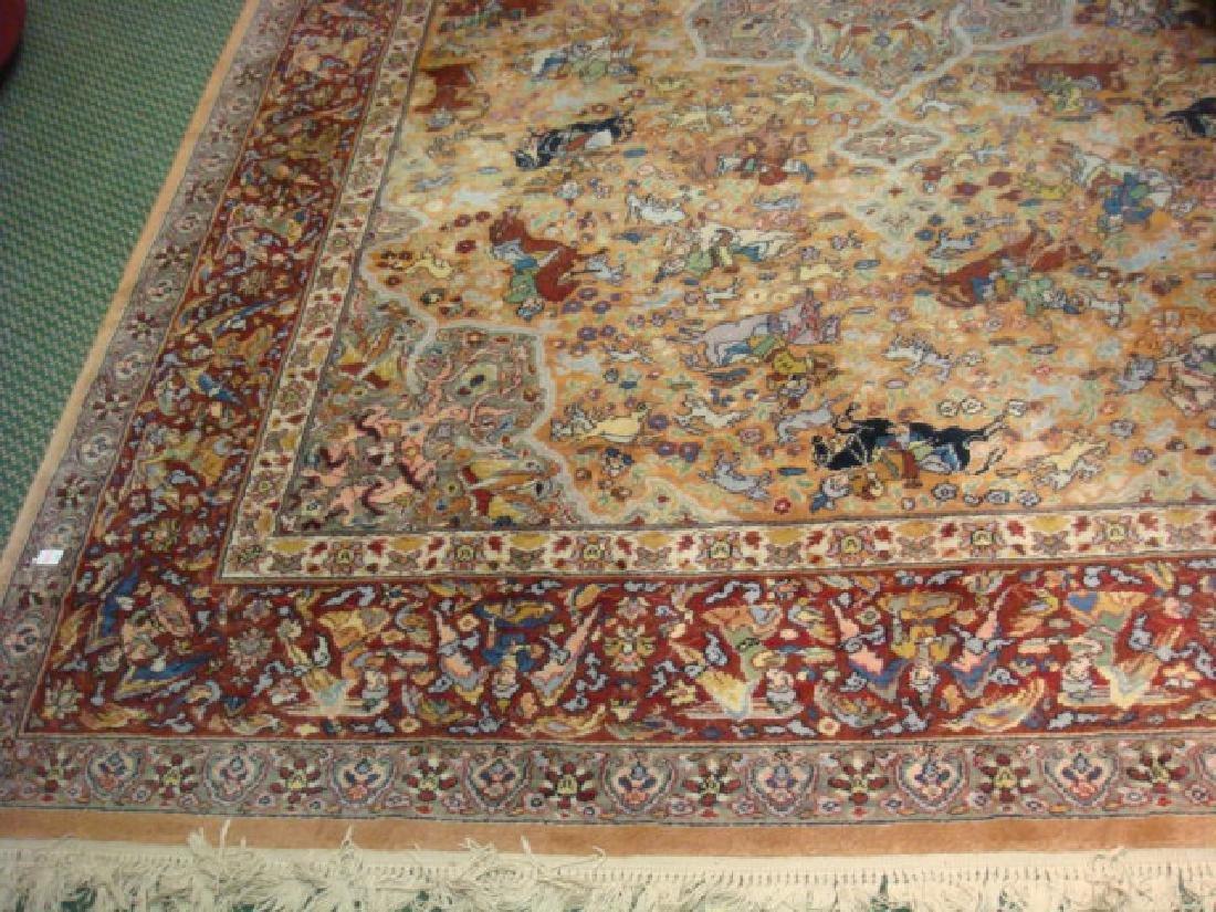 KARASTAN Persian Hunting Rug #723: