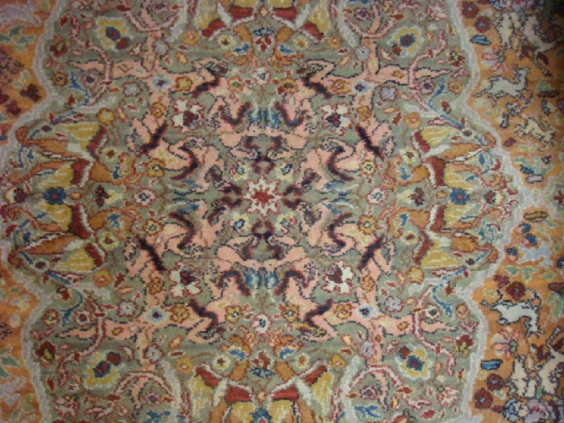 KARASTAN Persian Hunting Rug #723: - 2