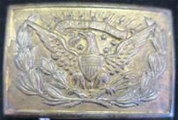 US Army Civil War Era Belt Buckle