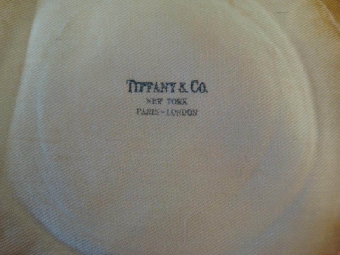 Twelve MINTONS for TIFFANY & CO. Dinner Plates: - 4