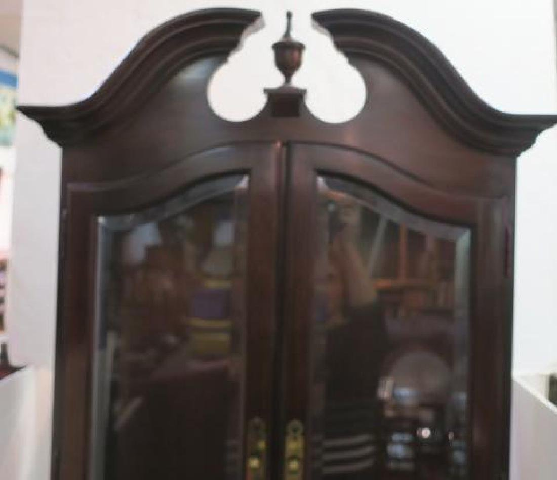 ETHAN ALLEN Mahogany Secretary/Bookcase - 2