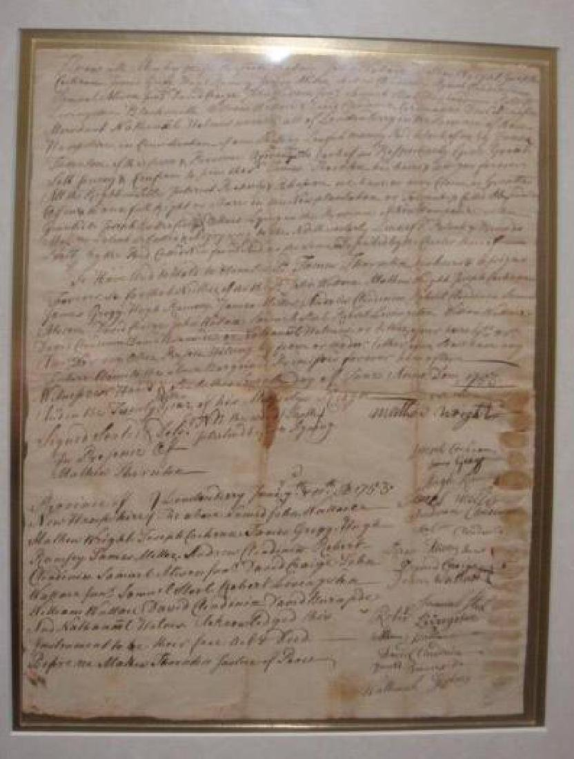 MATTHEW THORNTON, Signer, Declaration of Independence - 5