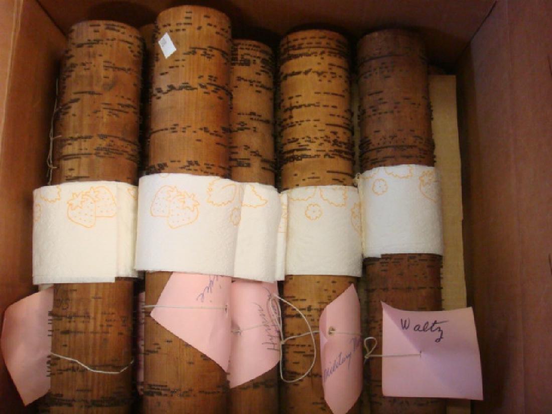 Twelve Large Wooded Music Cobbs CA 1990: