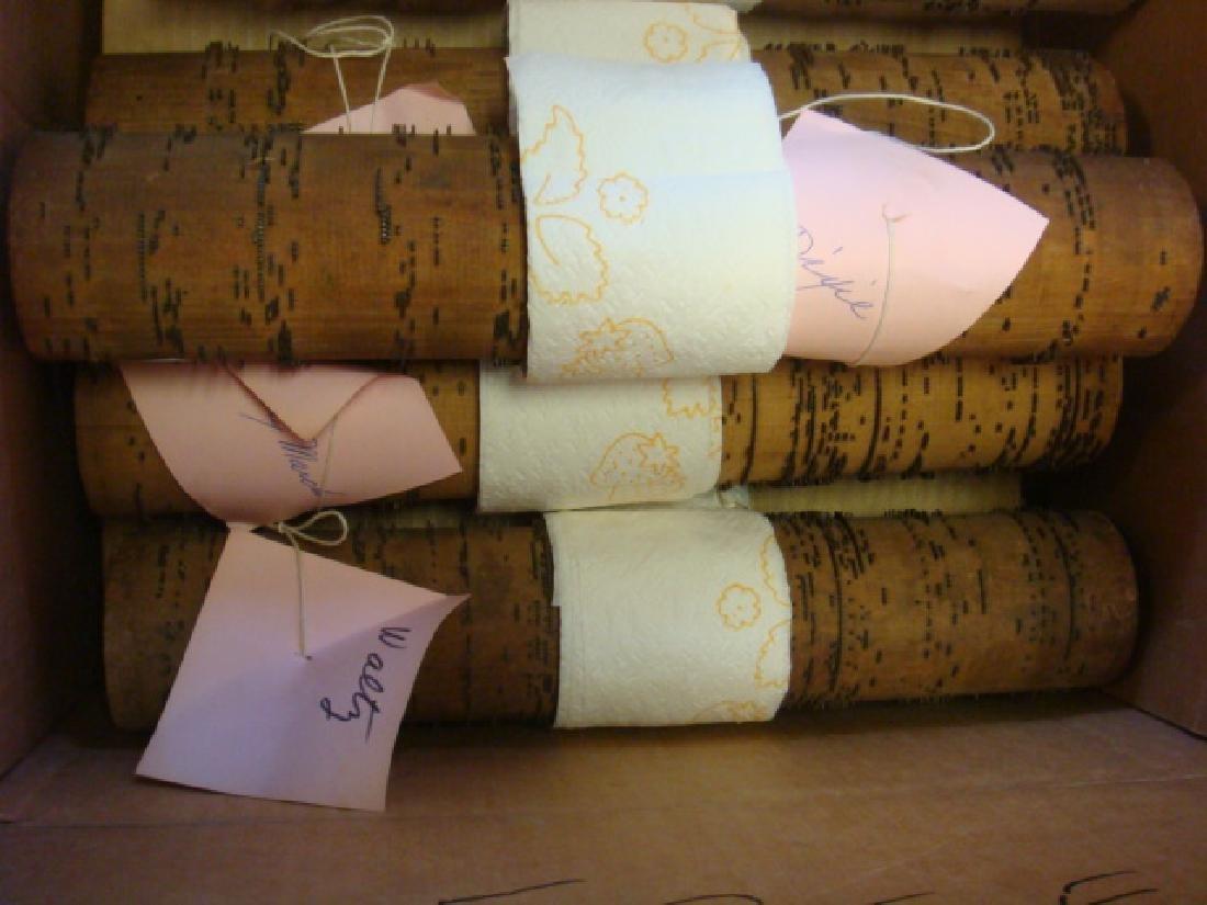 Twelve Large Wooded Music Cobbs CA 1990: - 3