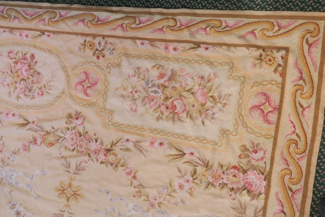 Needlepoint Tapestry from Carters Grove Plantation: - 2