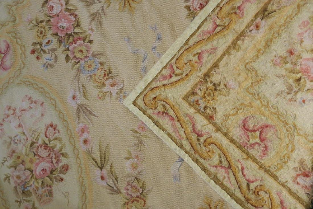 Needlepoint Tapestry from Carters Grove Plantation: - 3