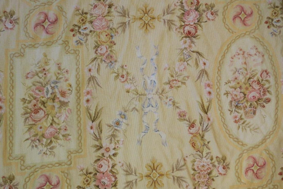 Needlepoint Tapestry from Carters Grove Plantation: - 4