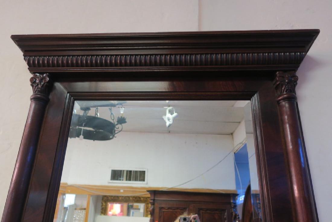 HENREDON 10 Drawer Dresser with Mirror: - 3