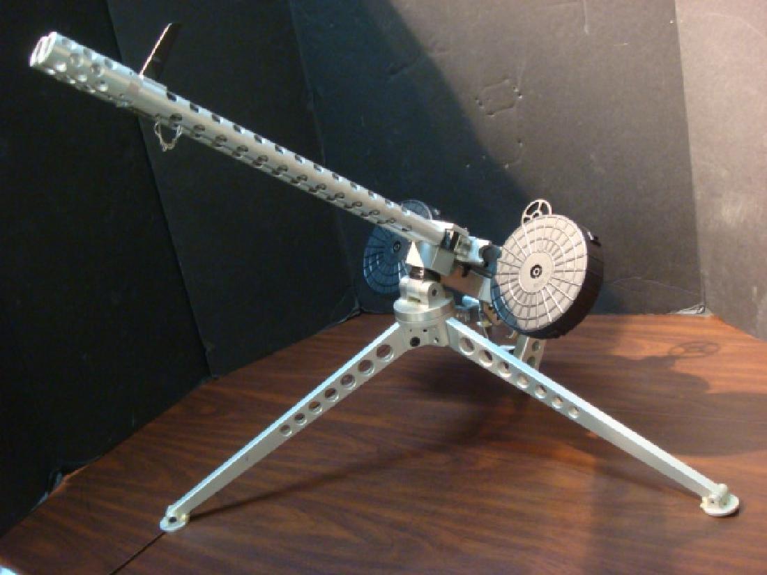 CALICO GATLING GUN, Two RUGER .22 CAL M 10/22 Rifles: