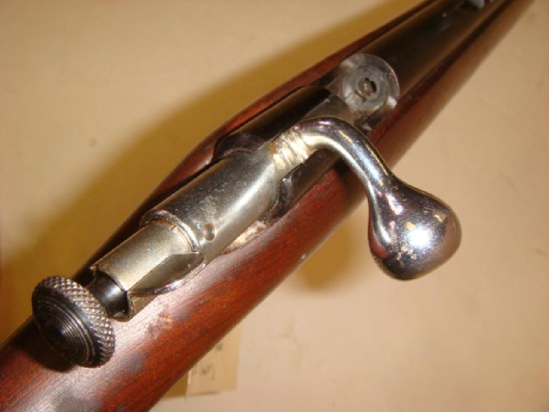 WINCHESTER MODEL 67 Rifle 22 SHORT, LONG & LONG RIFLE: - 2