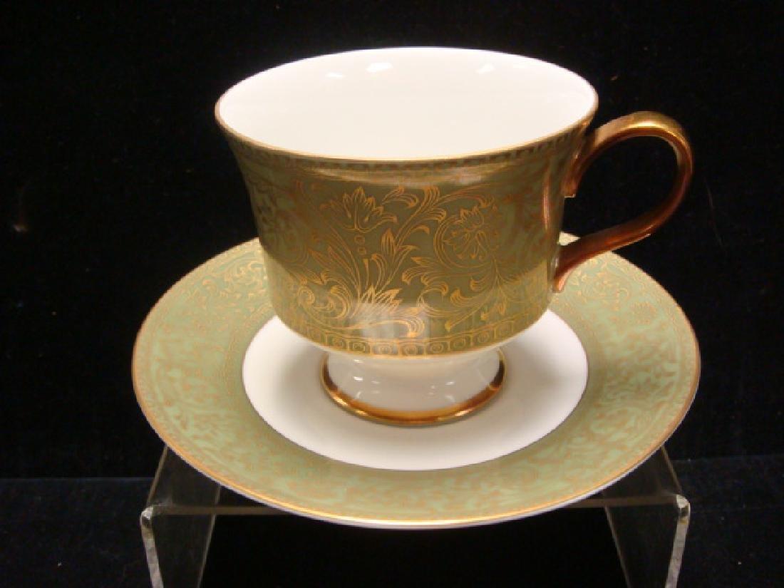 SANGO China Versailles Pattern Dinnerware, 157 PC: - 2