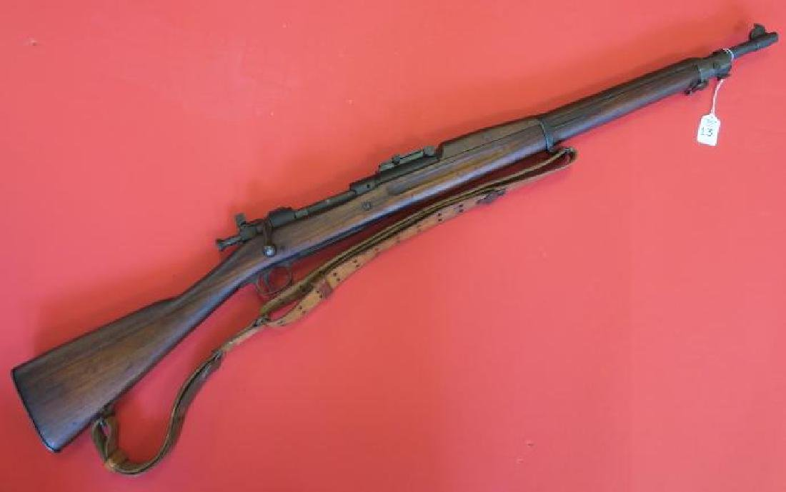 US Army SPRINGFIELD ARMORY 1903 Bolt Action Rifle: