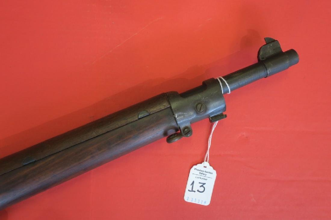US Army SPRINGFIELD ARMORY 1903 Bolt Action Rifle: - 4