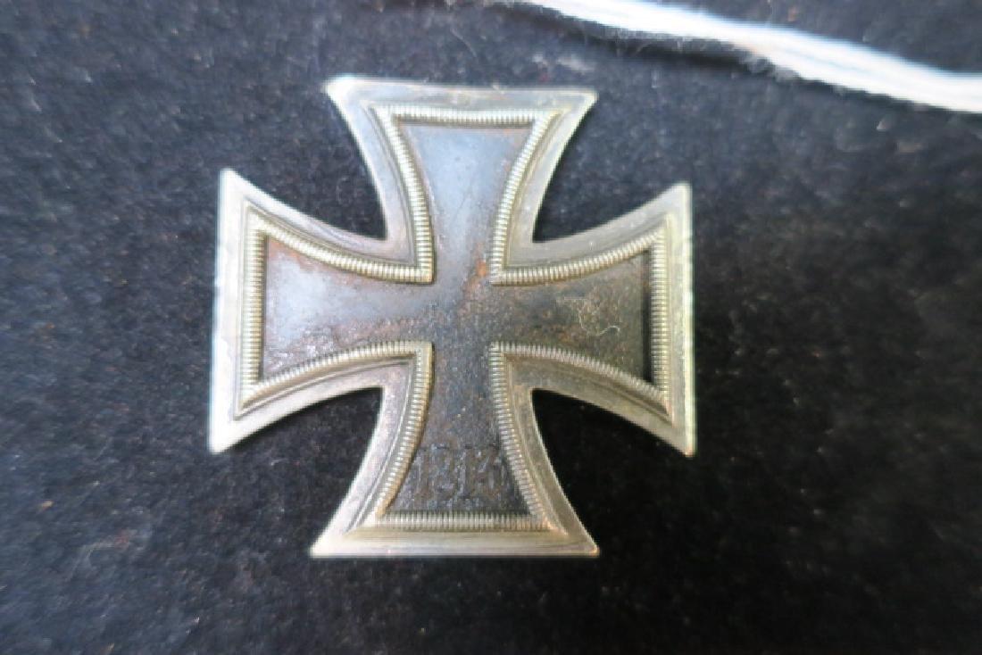 German World War II IRON CROSS MEDAL and RIBBONS: - 3