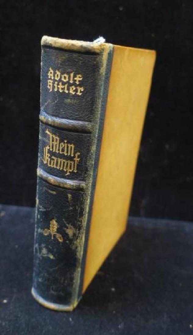 Book, MEIN KAMPF, 1941 Edition: