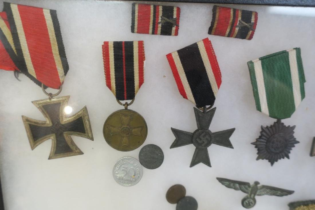 Collection of WW II German Medals and Awards: - 2