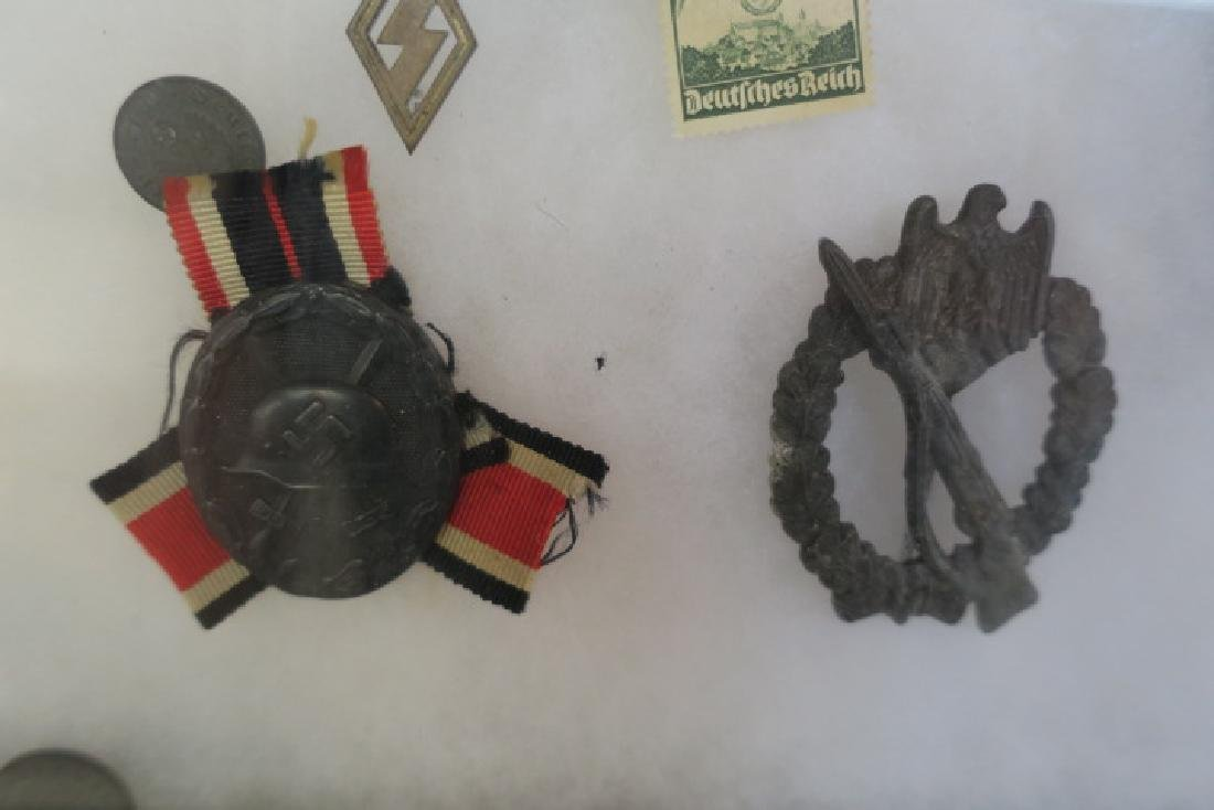Collection of WW II German Medals and Awards: - 4