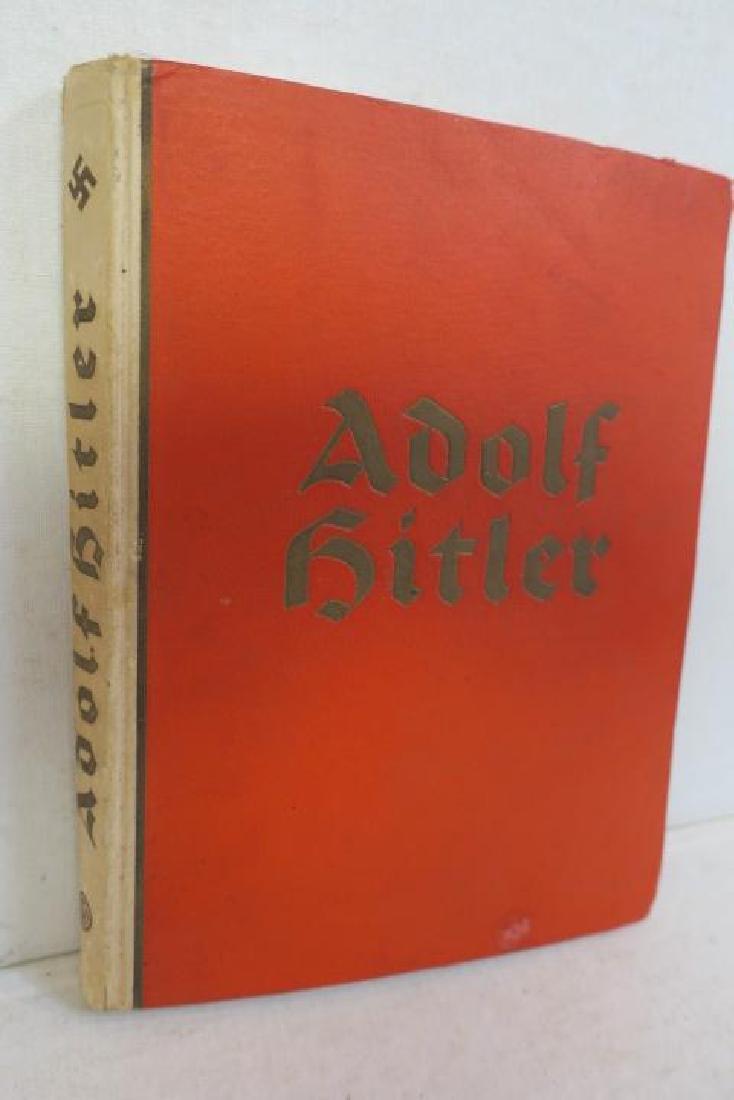 ADOLF HITLER Tribute Book, Herman Goring, 1936: - 2