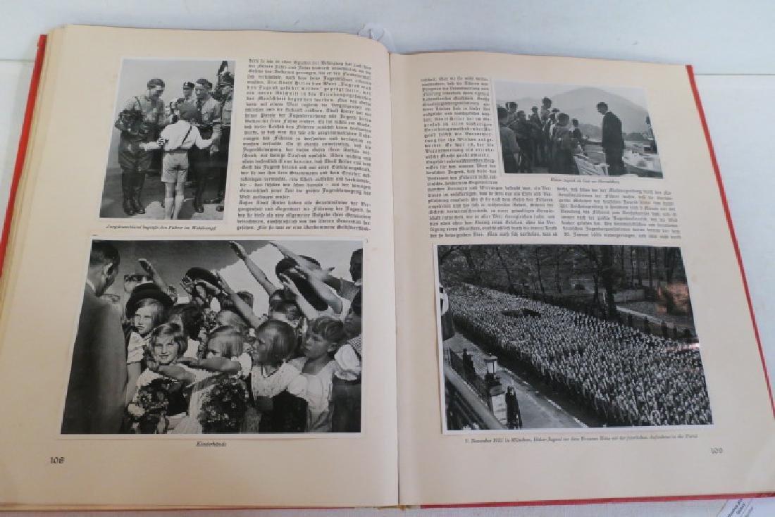ADOLF HITLER Tribute Book, Herman Goring, 1936: - 4