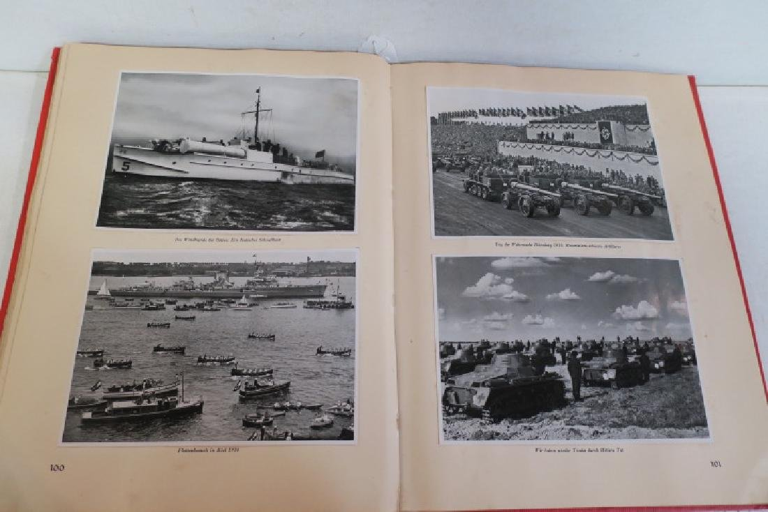 ADOLF HITLER Tribute Book, Herman Goring, 1936: - 6