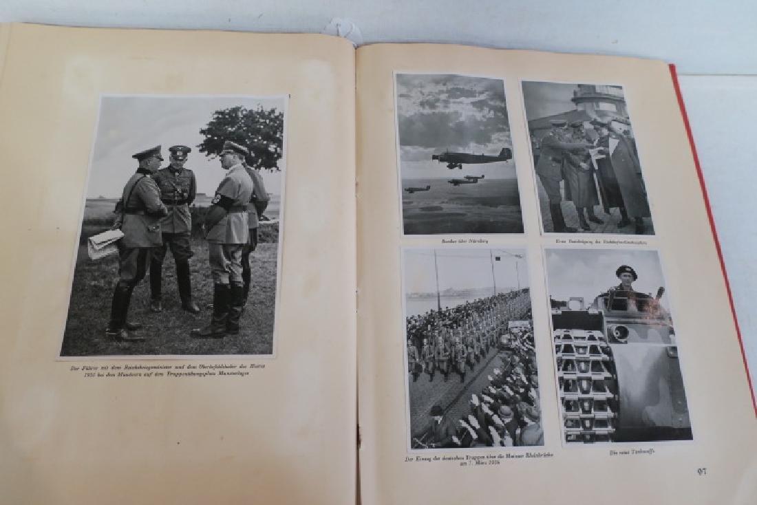 ADOLF HITLER Tribute Book, Herman Goring, 1936: - 7