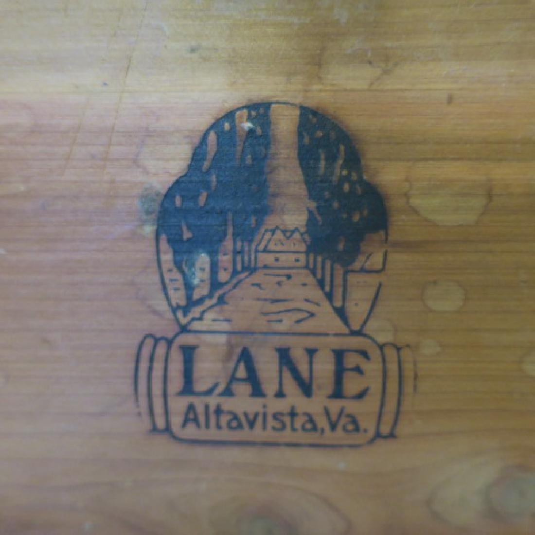 LANE 1930's Cedar Chest: - 3