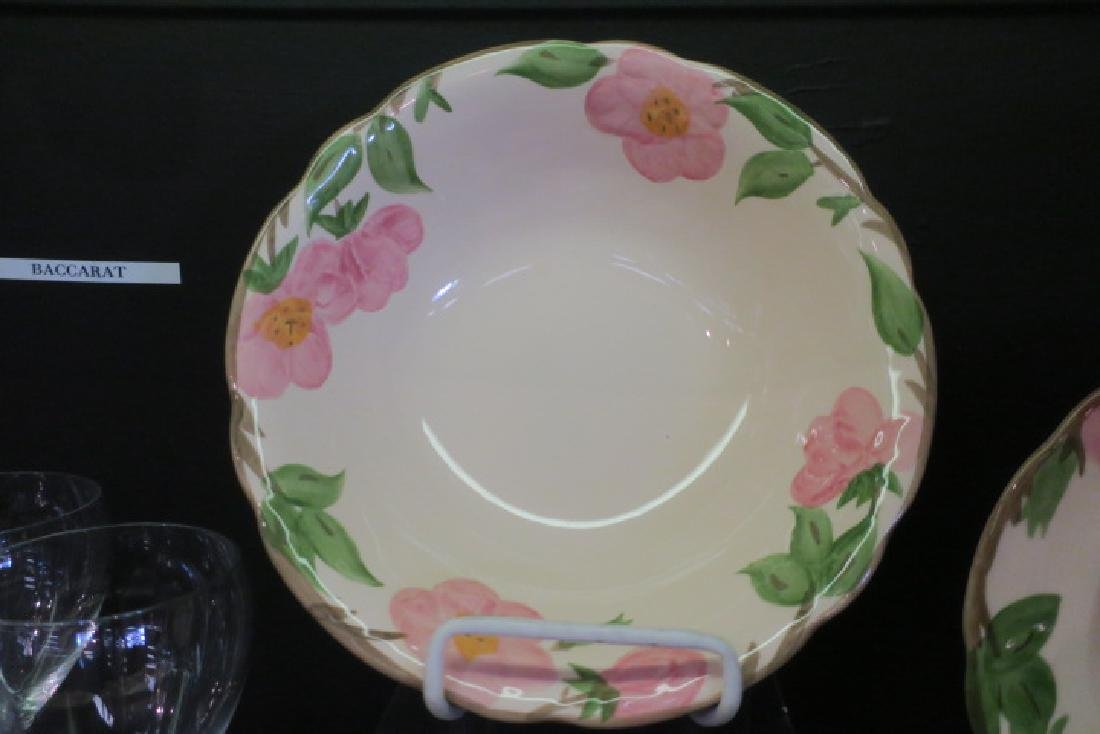 FRANCISCAN Desert Rose China, 37 Total Pieces: - 4