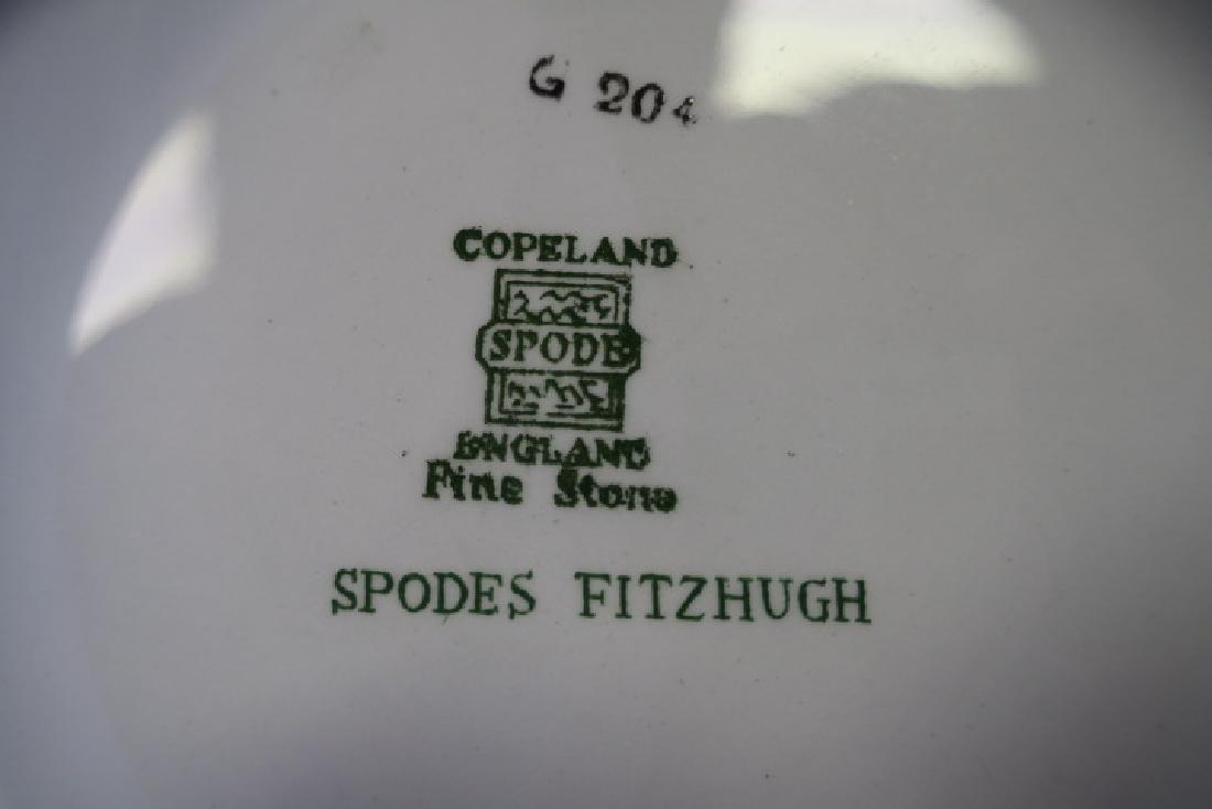 SPODE Copeland Bowl, Fitzhugh Pattern: - 3