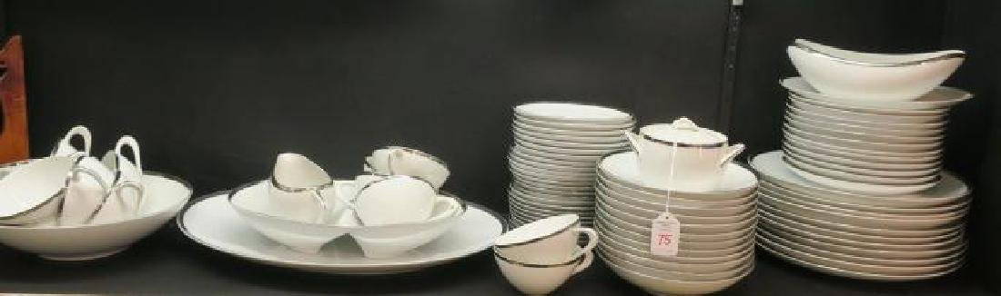 SANGO CHINA, PALLAS Dinnerware, 92 Pieces: