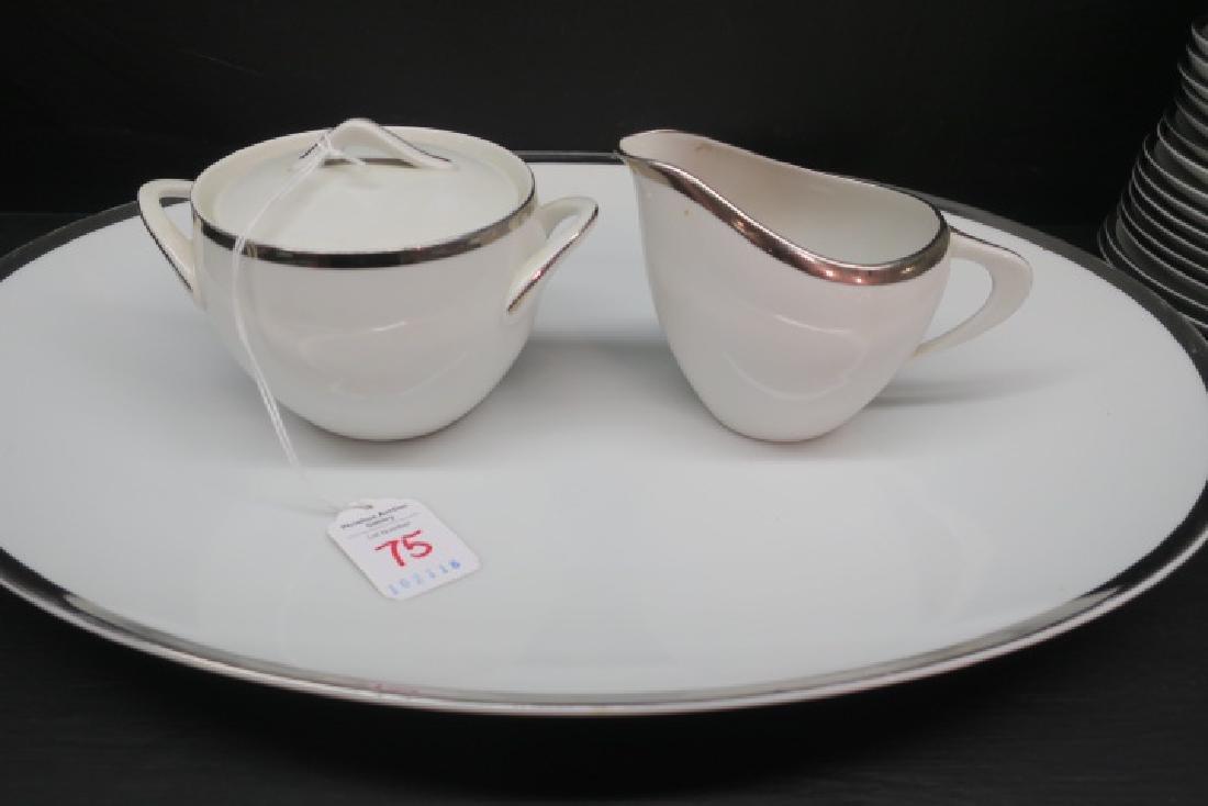 SANGO CHINA, PALLAS Dinnerware, 92 Pieces: - 2