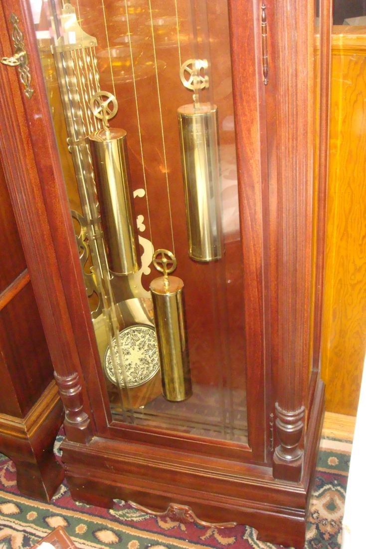 HOWARD MILLER Eight Day Strike & Chime Tall Case Clock - 2