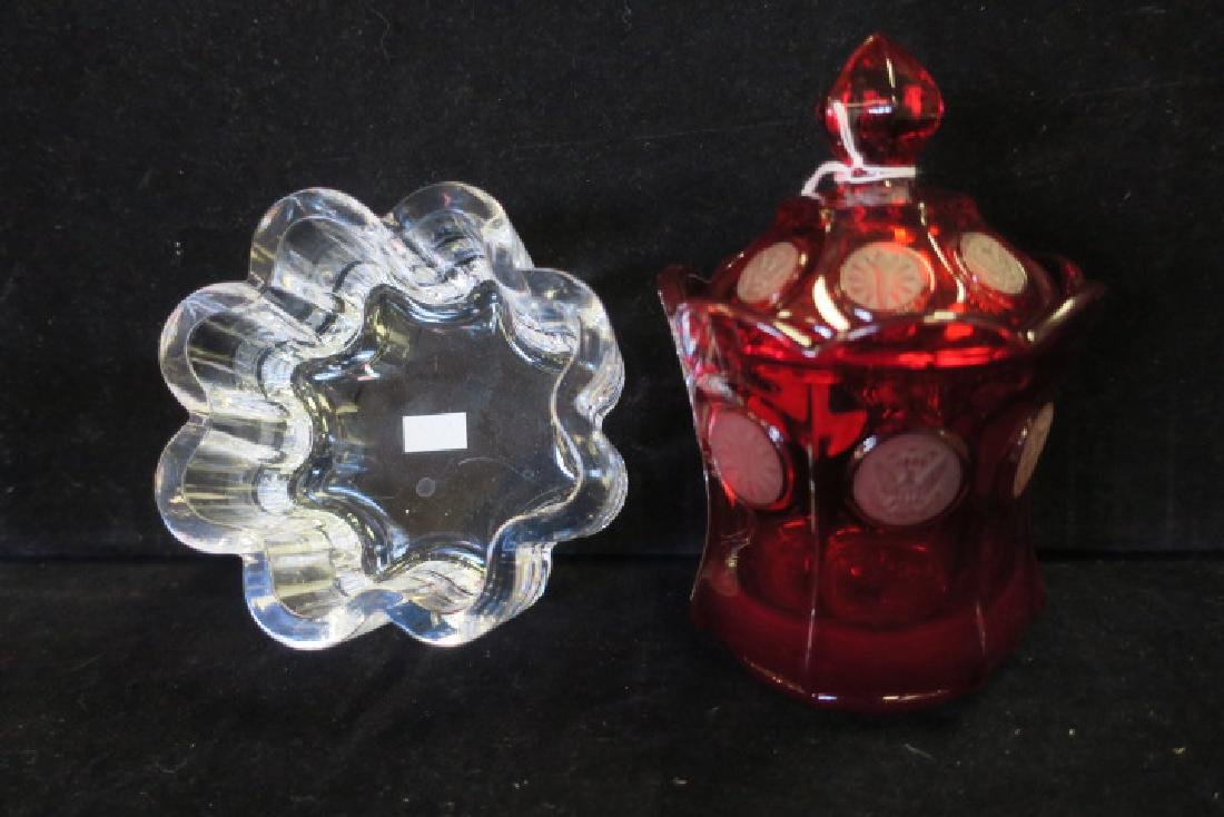 Glass Gift Package for Four, FOSTORIA, ORREFORS, More: - 3