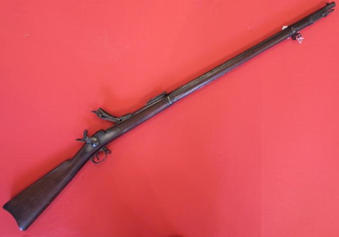 MODEL 1884 SPRINGFIELD TRAP DOOR RIFLE Cal 45/70: