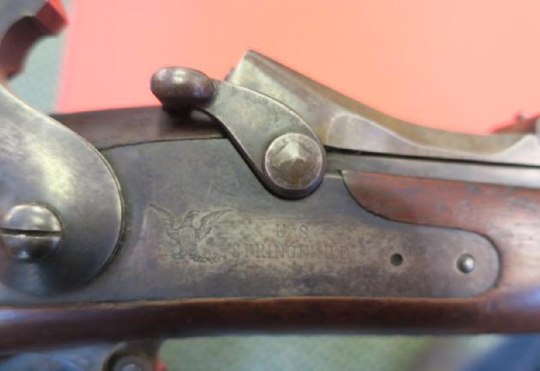 MODEL 1884 SPRINGFIELD TRAP DOOR RIFLE Cal 45/70: - 4