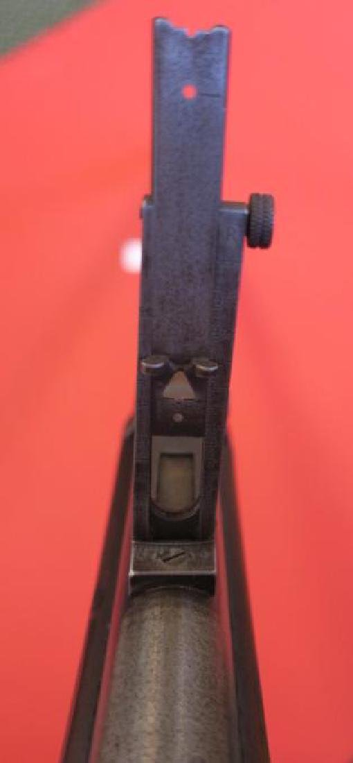 MODEL 1884 SPRINGFIELD TRAP DOOR RIFLE Cal 45/70: - 5