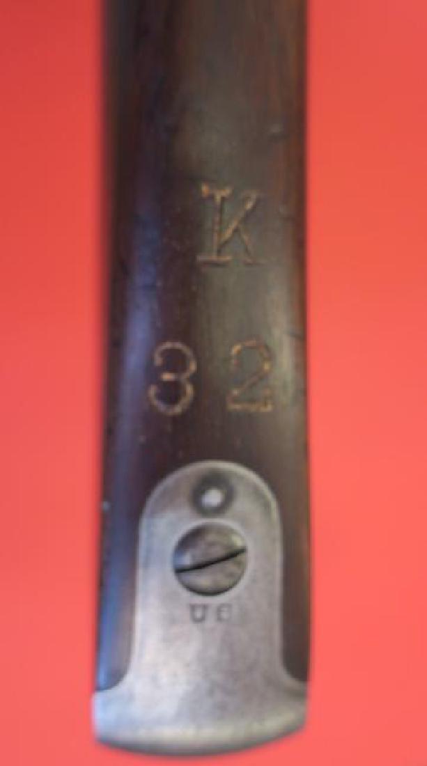 MODEL 1884 SPRINGFIELD TRAP DOOR RIFLE Cal 45/70: - 8