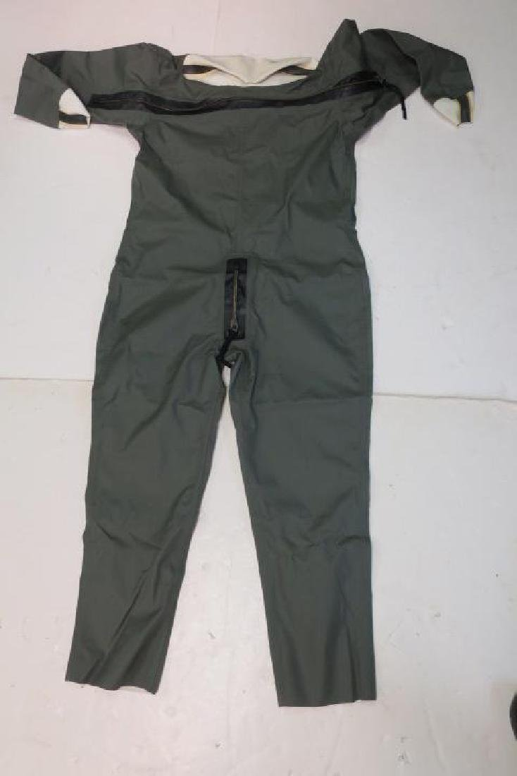 US NAVY Jet Pilot's CWS 62 ANTI-EXPOSURE COVERALL: