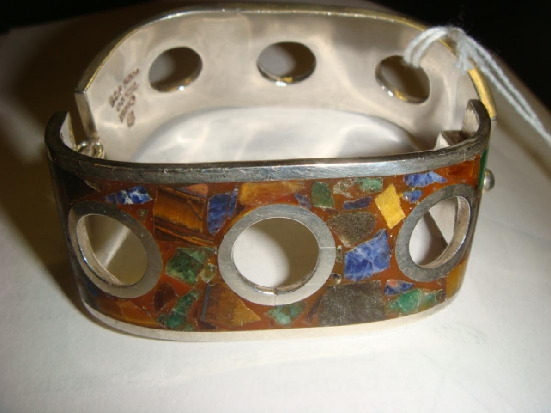 Tibetan Necklace, 925 Bracelet and Chain Necklace: - 2