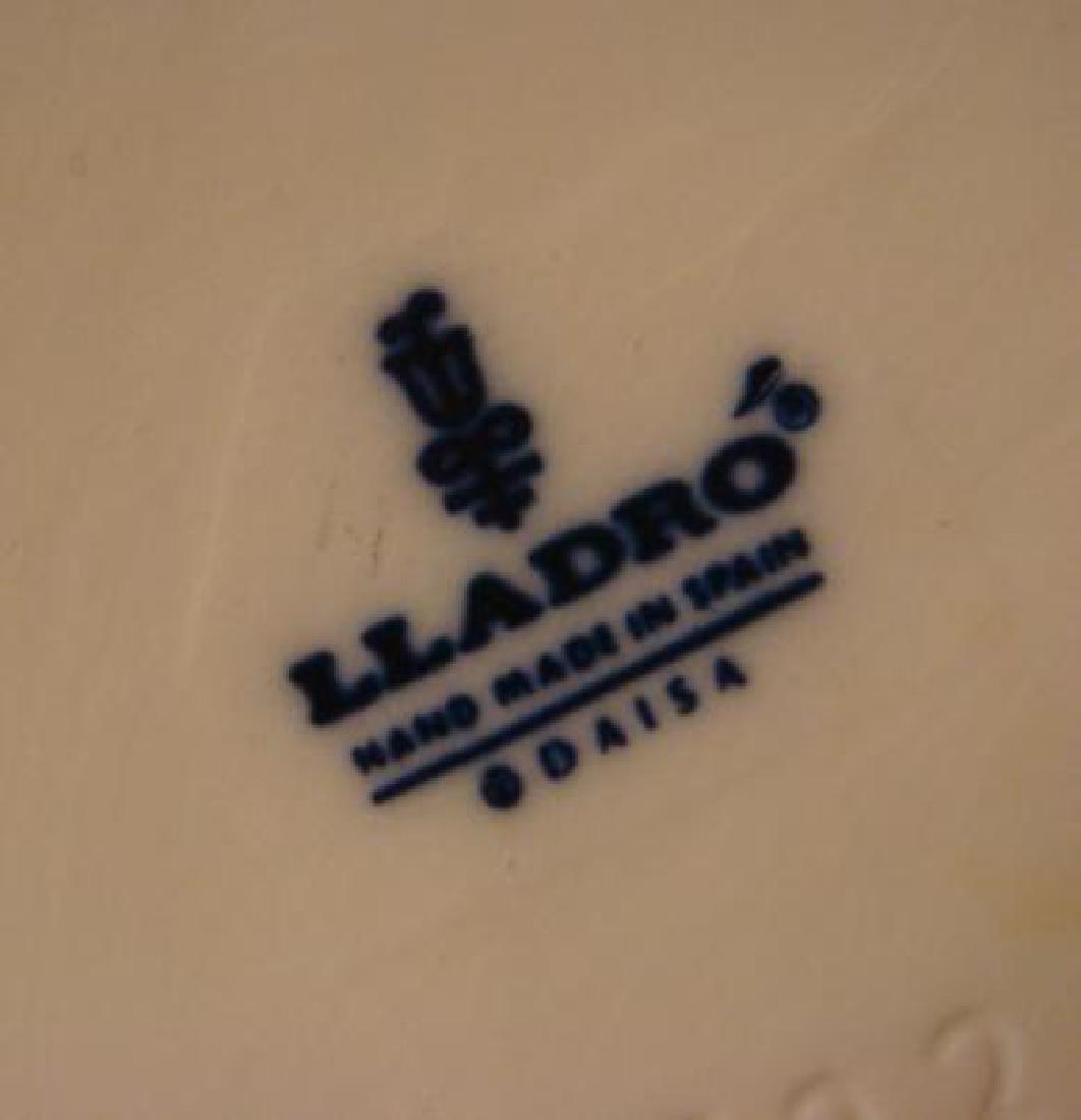 """LLADRO """"Boy with Dog"""" Figurine: - 3"""