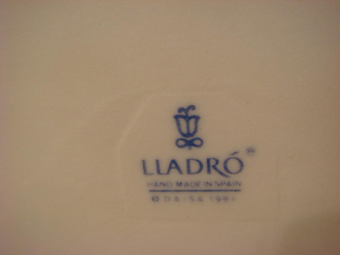 "LLADRO ""Jazz Duo"" Large Figurine: - 3"