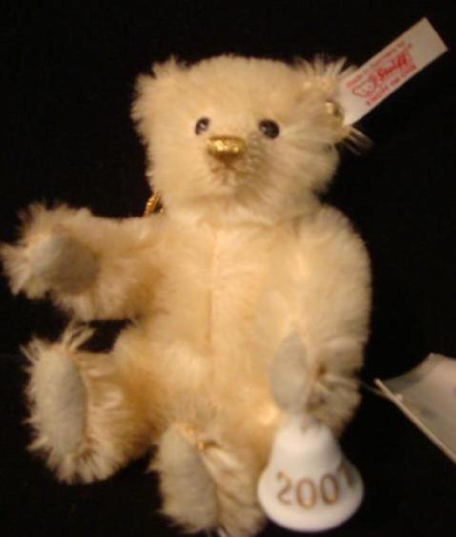 Rare LLADRO STEIFF Bear Ornament 2007: - 3