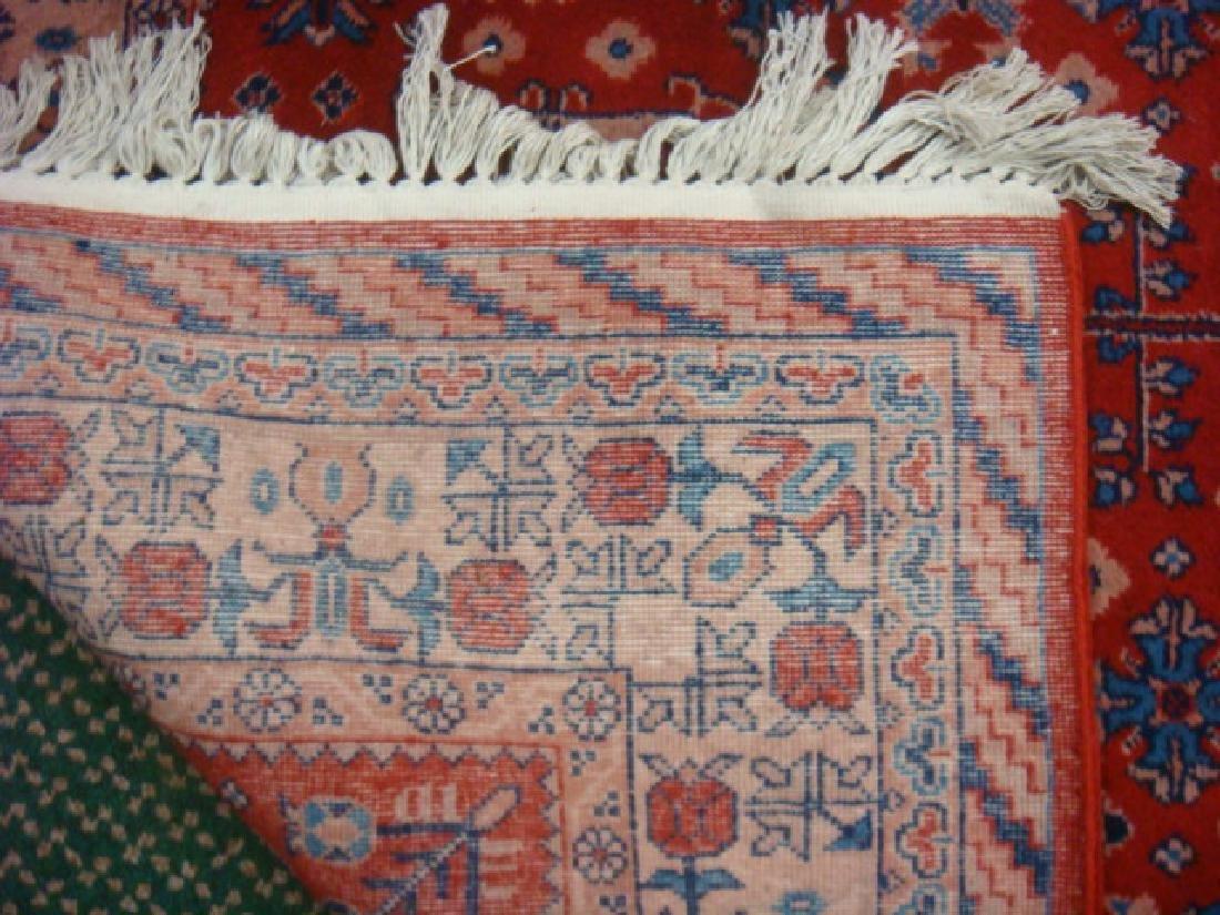 Hand Loomed Persian Area Rug: - 3