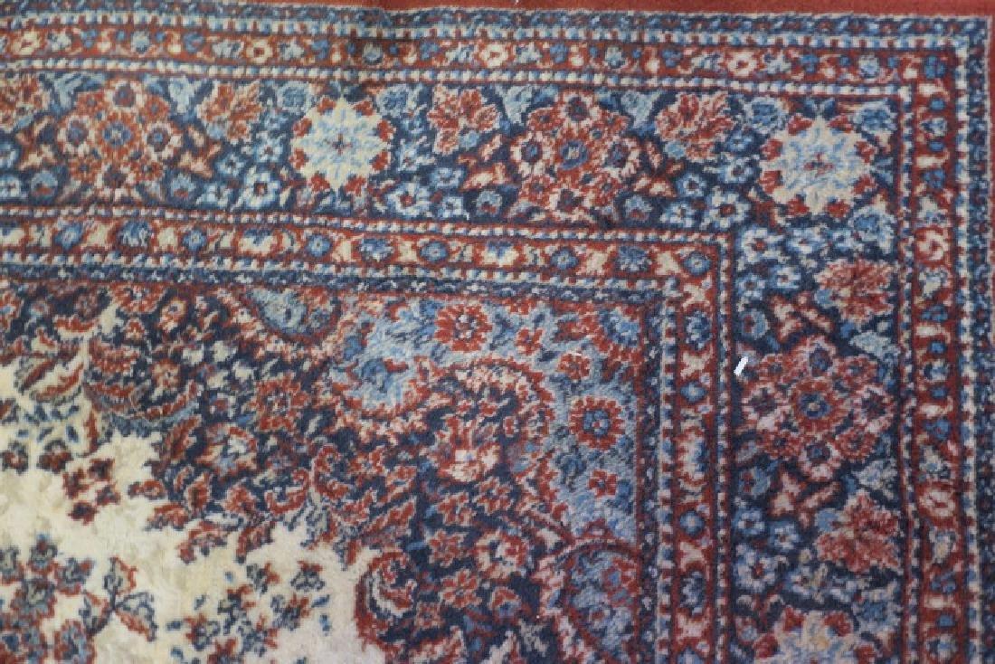Garden Design Persian Style Rug: - 2
