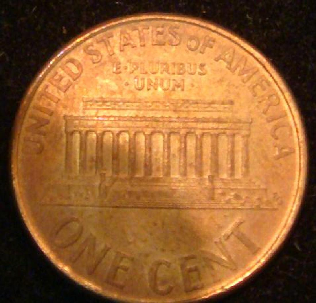 1995 DOUBLE DIE LINCOLN CENT: - 3