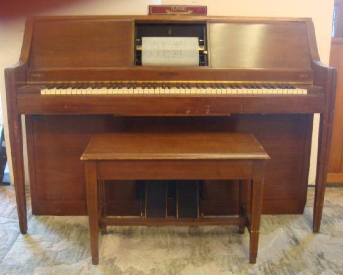 HARDMAN-DUO PLAYER PIANO, 33 Player Piano Rolls: