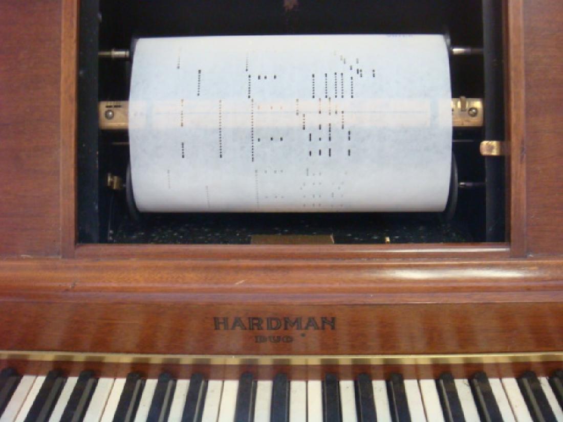 HARDMAN-DUO PLAYER PIANO, 33 Player Piano Rolls: - 2