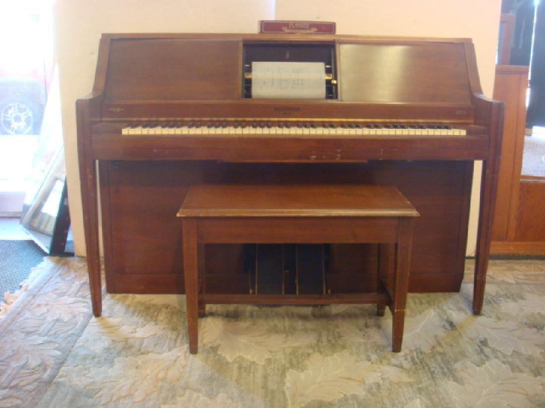 HARDMAN-DUO PLAYER PIANO, 33 Player Piano Rolls: - 4