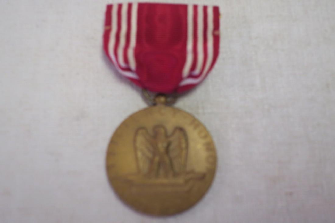 Four Medals, US World War II Set: - 3