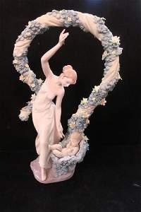 "LLADRO ""Rebirth"" Inspiration Millennium Collection:"