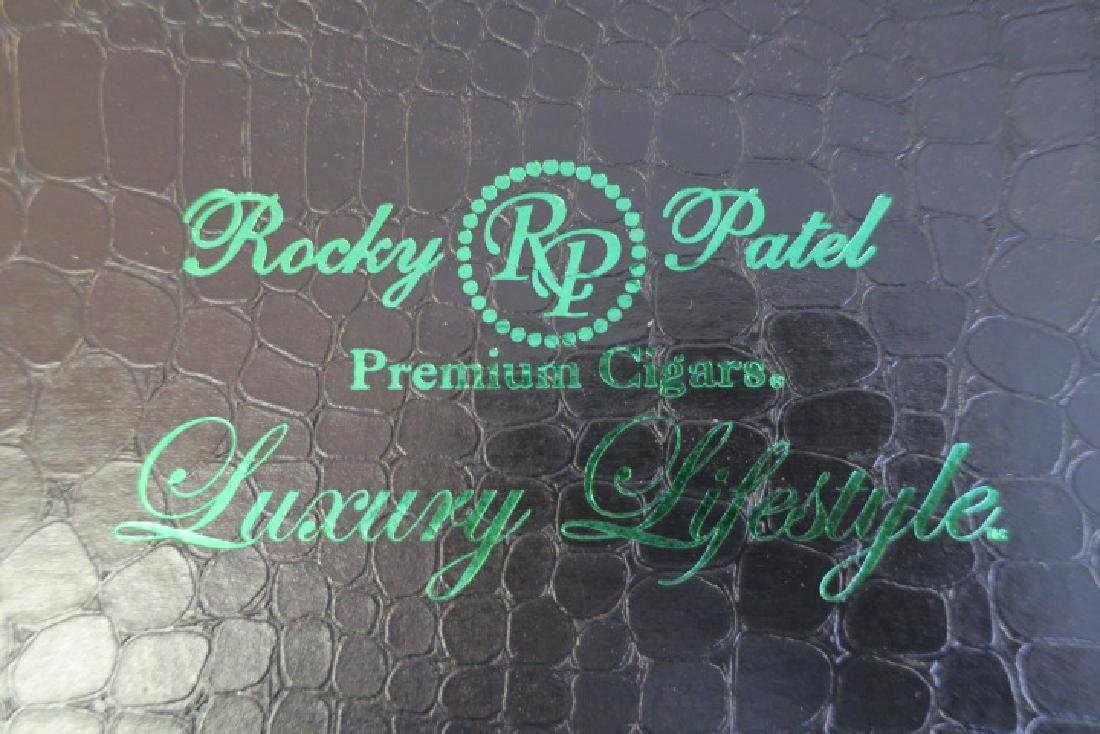 ROCKY PATEL Luminiso Cigar Ashtray in Original Box: - 3